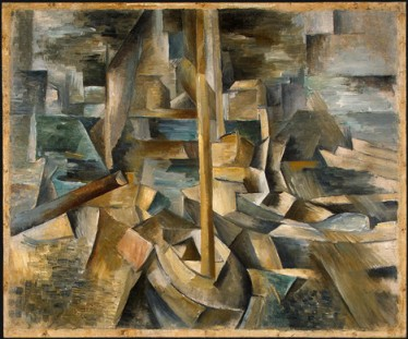 Georges Braque - Harbor