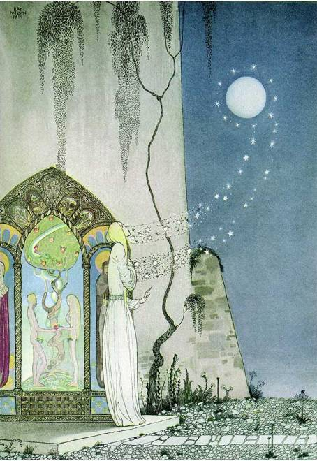 Kay Nielsen, Out Popped the Moon
